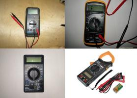 How to choose a multimeter for home