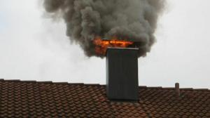 Rules chimney cleaning: that there was no fire