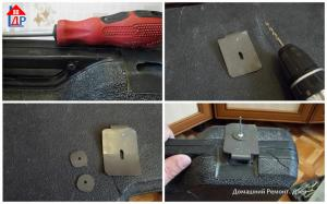 How to make a new clasp on the case for the tool. method 2