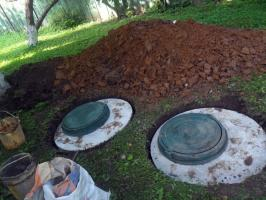 Reliability and durability of the septic tank RC rings